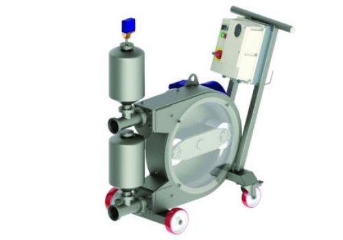 Pompa peristaltica-Unitech Seria 700 Model PP700