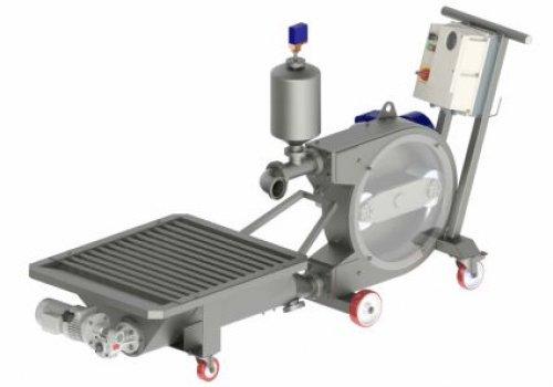 Pompa peristaltica-Unitech Seria 700 Model PP710
