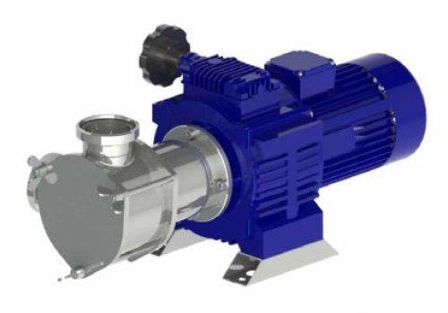Pompa cu rotor flexibil-Unitech Seria 350 Model PL350Mv