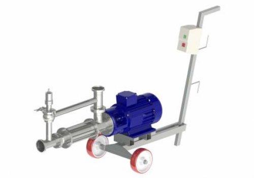Pompa cu surub-Unitech Seria 300 Model PVS300K
